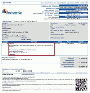 Sotfware para factura electrónica :: Impresión