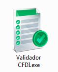 Validador CFDI - Icono