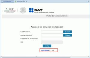 Portal de Contribuyentes