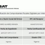 Verificación en el SAT