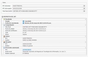 Validador CFDI - XML